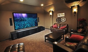 Add a Home Theater to Increase Your Home's Value